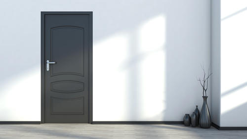 Why You Should Consider Painting Your Interior Doors Black Shoreline Painting