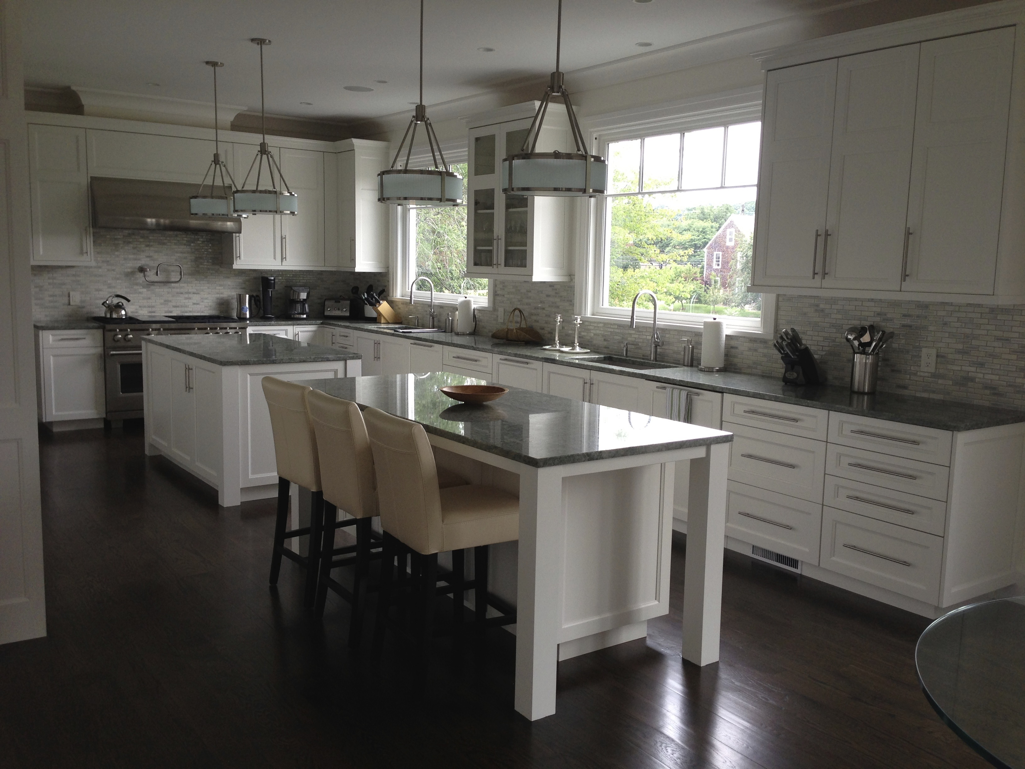 Kitchen Cabinet Painting Refinishing Fairfield Stamford