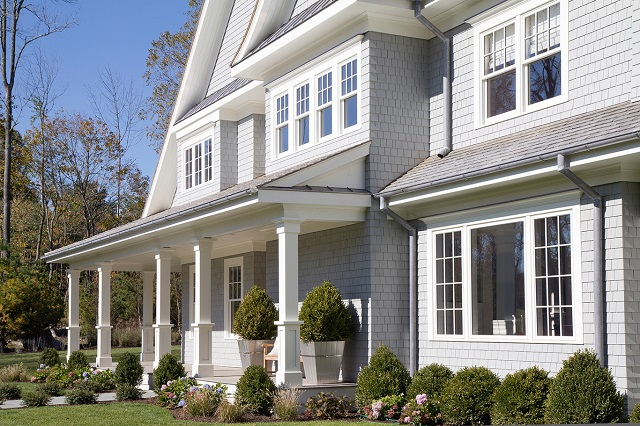 Surface Preparation Before Exterior Painting CT | Sline Painting on simple house design exterior, color house exterior, benjamin moore house exterior, painting house exterior, light house exterior, architecture house exterior,