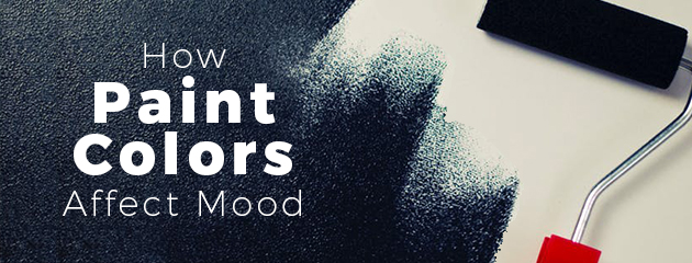 How Paint Color Affects Mood