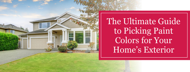 Home Exterior Color Guide