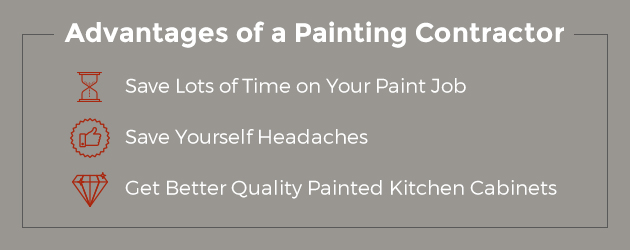 Advantages of hiring a painting contractor