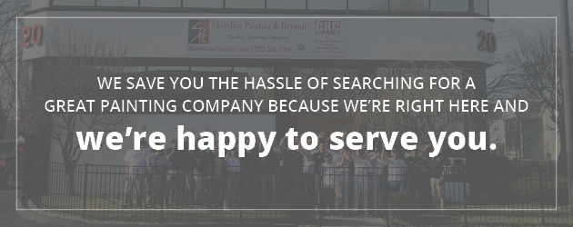 We're happy to serve you