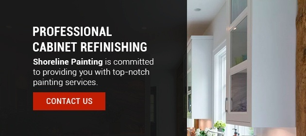 professional cabinet refinishing