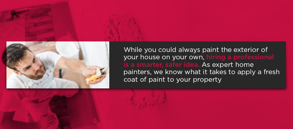 Why you should hire a professional for painting the house before you sell it