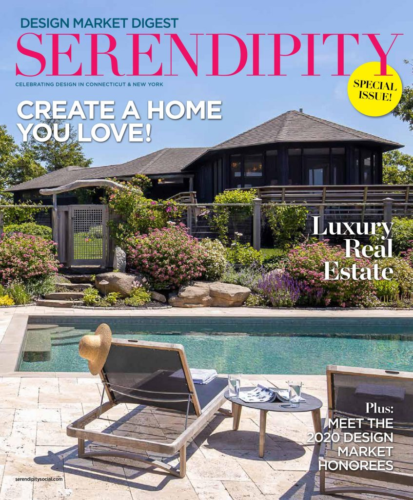 Serendipity Magazine cover page