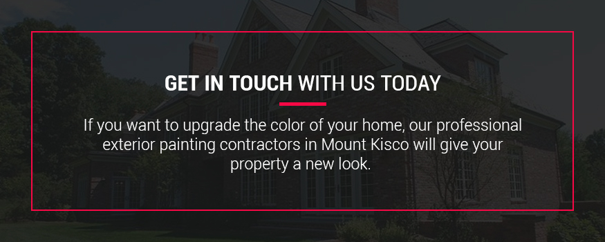 Contact Shoreline Painting for your exterior painting needs in Mount Kisco, New York