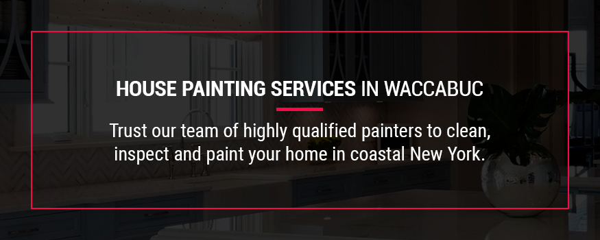Contact Us for House Painting Services in Waccabuc
