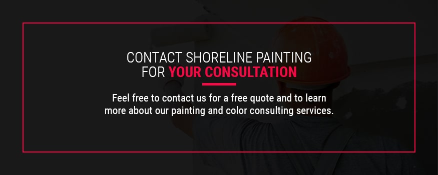 Contact Shoreline Painting For Your Consultation
