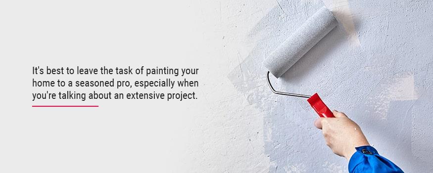 why consider hiring shoreline painting